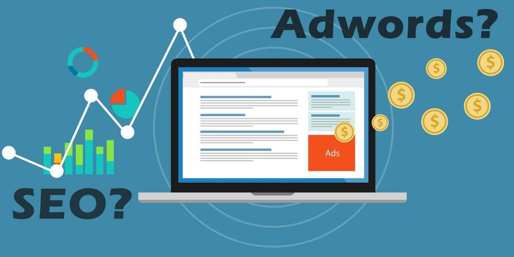 SEO vs Google Adwords